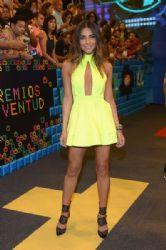 Alejandra Espinoza: Univision's Premios Juventud 2015- Red Carpet