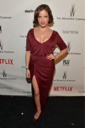 Noa Tishby: The Weinstein Company and Netflix Golden Globes 2015 Party
