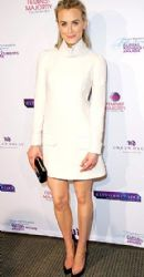 Taylor Schilling: at the Global Women's Rights Awards in West Hollywood