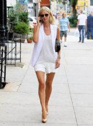 Nicky Hilton  out and about in New York City, New York on September 1, 2015
