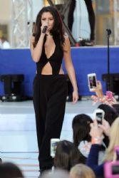 Selena Gomez: Performing on NBC's 'Today'