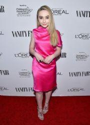 Sabrina Carpenter : Vanity Fair, L'Oreal Paris, & Hailee Steinfeld Host DJ Night