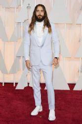 Jared Leto: 87th Annual Academy Awards 2015