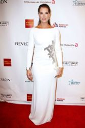 Brooke Shields: at Elton John AIDS Foundation's 11th Annual An Enduring Vision Benefit in New York City