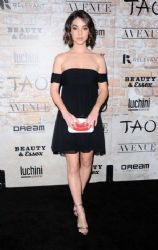 Adelaide Kane – TAO Group LA Grand Opening Block Party in Hollywood March 17, 2017