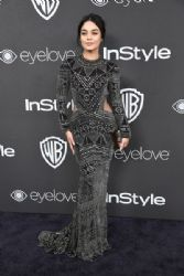 Vanessa Hudgens: Warner Bros. Pictures and InStyle Host 18th Annual Post-Golden Globes Party - Arrivals
