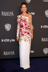 Kate Walsh: InStyle And Warner Bros. Golden Globes 2015 Party