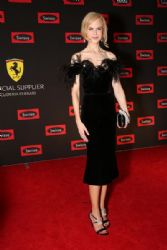 Nicole Kidman wears Marchesa Dress : Swisse Wellness Power Your Passion Event -