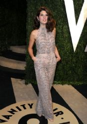 Marisa Tomei: at the 2013 Vanity Fair Oscar Party