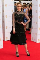 Dianna Agron: attends the House of Fraser British Academy Television Awards at Theatre Royal in London