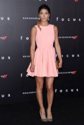 Jessica Szohr: 'Focus' premieres at the TCL Chinese Theatre in Hollywood