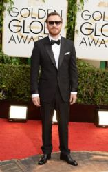 Michael Fassbender: 71st Annual Golden Globe Awards - Arrivals