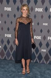 Julianne Hough: attends the FOX Winter TCA 2016 All-Star Party at The Langham Huntington Hotel and Spa in Pasadena