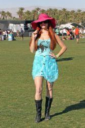 Phoebe Price: Coachella 2013
