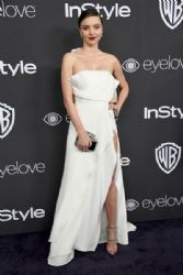 Miranda Kerr: Warner Bros. Pictures and InStyle Host 18th Annual Post-Golden Globes Party - Arrivals