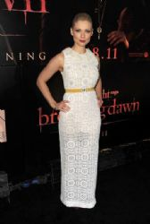 MyAnna Buring arrives at the premiere of Summit Entertainment's