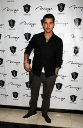 Rob Kardashian celebrates his birthday with a party at 1 Oak night club in Las Vegas