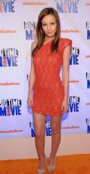 Samantha Droke: premiere of Big Time Movie held