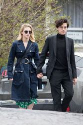 Lili Reinhart and Cole Sprouse: Out in Paris 03/31/2018