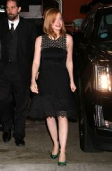 Jessica Chastain In Lela Rose