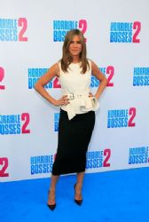 Jennifer Aniston: 'Horrible Bosses 2' Photo Call