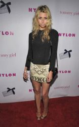 Alyson Michalka: NYLON Magazine held their annual May Young Hollywood Issue party