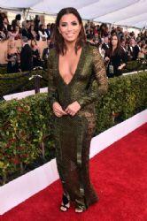 Eva Longoria: 22nd Annual Screen Actors Guild Awards - Red Carpet