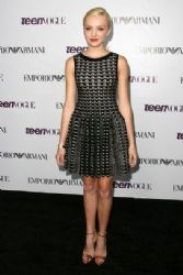 Peyton List attends the Teen Vogue Young Hollywood party