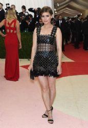 Kate Mara: 'Manus x Machina: Fashion In An Age of Technology' Costume Institute Gala - Arrivals