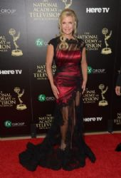 Katherine Kelly Lang: The 41st Annual Daytime Emmy Awards - Arrivals