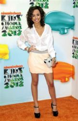 Savannah Jayde at Nickelodeon's 25th Annual Kids' Choice Awards