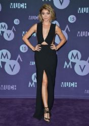Sarah Hyland wears Solace - 2015 MuchMusic Video Awards