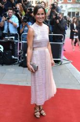 Pippa Middleton wears Hugo Boss - British GQ Men Of The Year Awards