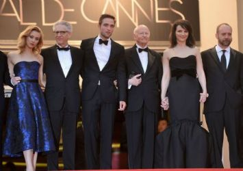 Cosmopolis Cast Looks Dashing at the Cannes Premiere 2012
