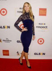 Olivia Jordan: 2016 GLSEN Respect Awards - Los Angeles - Red Carpet