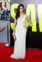 Sandra Echeverria: Hollywood premiere of 'Savages'