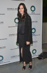 Courteney Cox: attends the UCLA Institute Of The Environment And Sustainability's 2nd Annual Evening Of Environmental Excellence in Beverly Hills