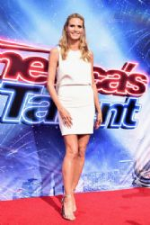 Heidi Klum : NBC's 'America's Got Talent' Season 11 Kickoff
