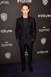 Austin Butler: 2016 InStyle and Warner Bros. 73rd Annual Golden Globe Awards Post-Party - Arrivals