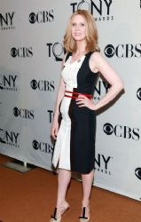 Cynthia Nixon: 2012 Tony Awards: Meet The Nominees reception held at the Millennium Broadway Hotel