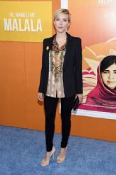 Scarlett Johansson: 'He Named Me Malala' New York Premiere