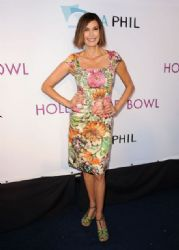 Teri Hatcher: at the Opening Night of the Hollywood Bowl