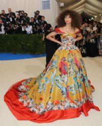 Zendaya in  Dolce & Gabbana dress :   2017 Met Gala