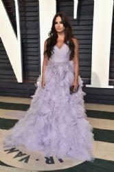 Demi Lovato: 2017 Vanity Fair Oscar Party Hosted By Graydon Carter - Arrivals
