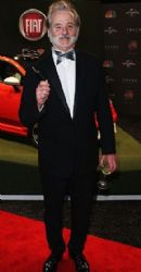 Bill Murray: arrives at the 70th Annual Golden Globe Awards held at The Beverly Hilton Hotel