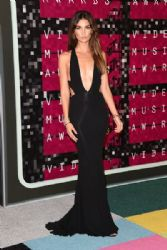 Lily Aldridge: 2015 MTV Video Music Awards - Red Carpet