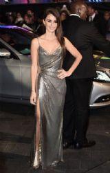 Penelope Cruz wears Versace Atelier : 'Zoolander No. 2' - London Fan Screening