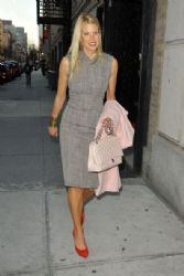 Howard Stern's wife, Beth Stern, looks beautiful while out and about in New York City