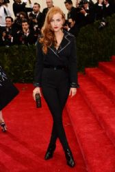 Riley Keough: Red Carpet Arrivals at the Met Gala 2014