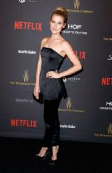 Rachael Taylor: 2016 Weinstein Company And Netflix Golden Globes After Party - Red Carpet